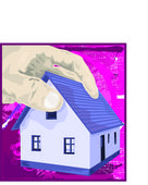 Real estate — 图库矢量图片