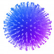 Influenza virus - Stock Photo