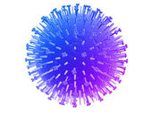 Influenza virus — Stock Photo