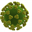 Hi virus — Stock Photo