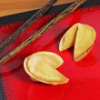 Stock Photo: Fortune Cookies