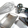 Kitchen utensils — Stock Photo
