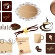 Coffee Elements — Stock Vector #2560270
