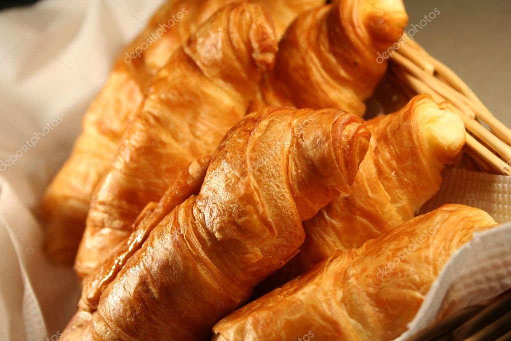 Croissant — Stock Photo #2561269