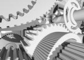 Mechanism — Stock Photo