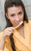 Dental hygiene — Stock Photo