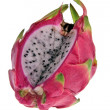 An exotic asian dragon fruit — Stock Photo #2555014