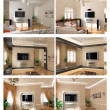 Interior project scetch set — Stock Photo #2565538