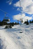 Ski lift — Photo