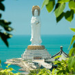 Giant buddha - Stock Photo