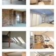 Interior project - Stockfoto