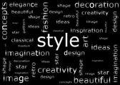 Style — Stock Vector