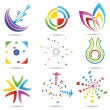 Design elements #1 — Stock Vector #2559933