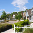 Stock Photo: Beach Resort Community