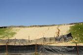Erosion Control — Stock Photo