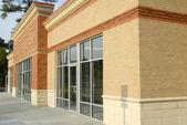新しい商業ビル — ストック写真