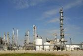 Raffineria di petrolio — Foto Stock