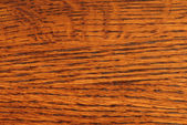 Quarter Sawn Oak — Stock Photo