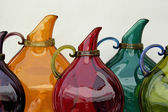 Glass Pitchers — Stock Photo