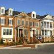 Luxury Townhomes — Stock Photo #2656741