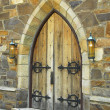 Stock Photo: Medieval Doorway