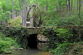 Mountain Grinding Mill — Stock Photo