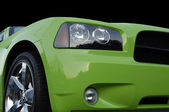American Muscle Car — Stock Photo