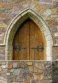 Medieval Doorway — Stock Photo
