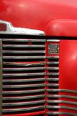 Farm Truck Grill — Stock Photo