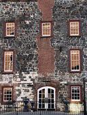 Historic Building Facade — Stock Photo