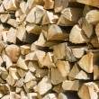 Stack of wood — Stock Photo #2579638