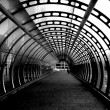 Docklands Tunnel — Stock Photo