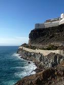 Cliffs Sea View — Stock Photo