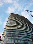 Docklands Building — Stock Photo