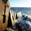 Unusual Sea Defenses — Photo