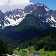 Padola - Sesto Dolomites - Stock Photo