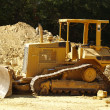 Stock Photo: Bulldozer 1