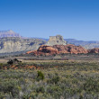 Stock Photo: Red Rocks near Kodachrome Basin