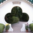 Chinese Garden - Stock Photo