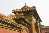 Çin yapı — Stok fotoğraf