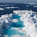 Нунавут (Канадский Арктический регион) — Стоковое фото