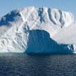 Iceberg in Greenland — Stockfoto