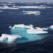bloco de gelo no Ártico canadense — Foto Stock