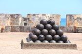 Fortress in San Juan — Stock Photo