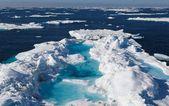 Nunavut (canadian arctic) — Stock Photo