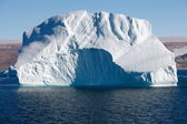 Iceberg in Greenland — Stock Photo
