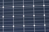Regular pattern of a photovoltaic module — Stock Photo