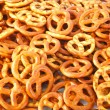 Pretzel background — Stock Photo