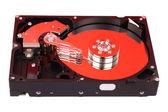 Open Hard Disk Drive — Stock Photo