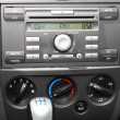 Stock Photo: Car Stereo